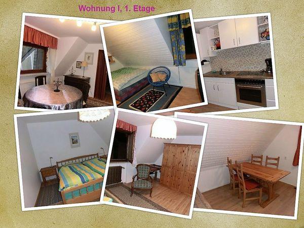 Collage Wohnung I
