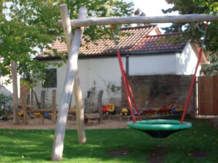 Außenspielbereich