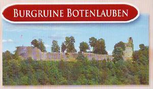 Burgruine_Botenlaube